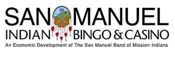 San manuel bingo and casino events
